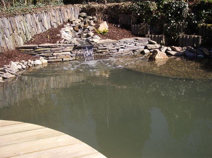 Paysagiste rapha l pirnay - Faire une mare dans son jardin ...